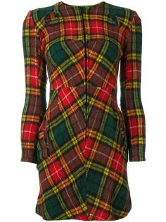 boiled check dress Junya Watanabe Comme Des Garçons Vintage
