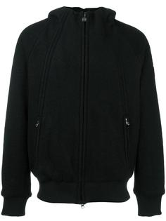 zipped pocket hooded jacket Ea7 Emporio Armani