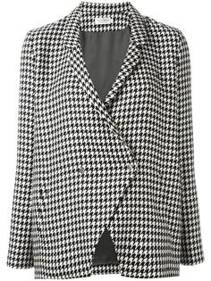 houndstooth tweed jacket Roseanna