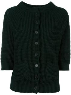 cable knit cardigan Stefano Mortari