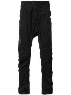 брюки с вышивкой  11 By Boris Bidjan Saberi