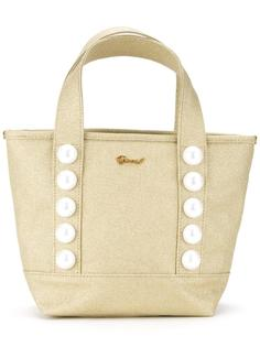 сумка-тоут с пуговичной отделкой Muveil