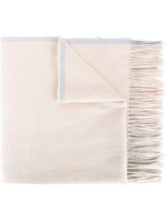fringed scarf Ps By Paul Smith