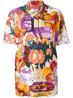flower printed shirt Kenzo Vintage