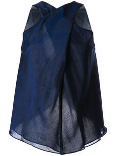 блузка без рукавов  Bianca Spender