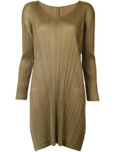 'October' blouse Pleats Please By Issey Miyake