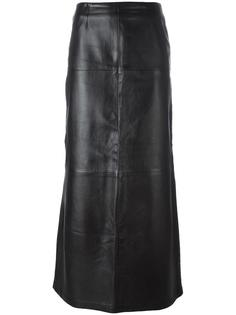 embroidered long skirt Kenzo Vintage