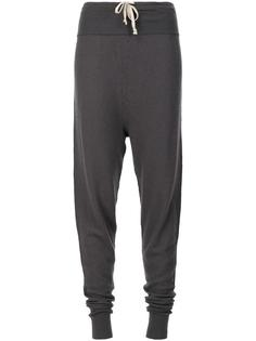 'Pod' knitted trousers Rick Owens