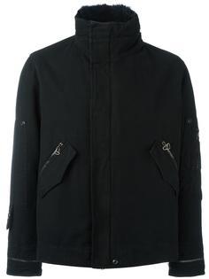 пальто на молнии с высокой горловиной Ermanno Scervino