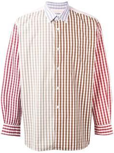 gingham check shirt Comme Des Garçons Vintage