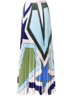 'Star Heart' pleated skirt Mary Katrantzou