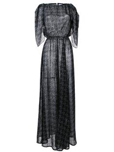 платье 'Houndstooth'  Bianca Spender