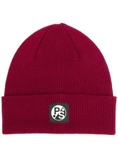 ribbed beanie Ps By Paul Smith