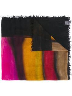 striped scarf Faliero Sarti
