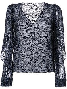 'Houndstooth' blouse Bianca Spender