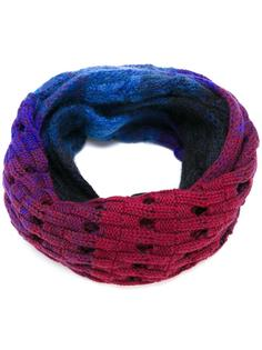 вязаный шарф-хомут Kenzo