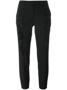 брюки в полоску  Christian Pellizzari