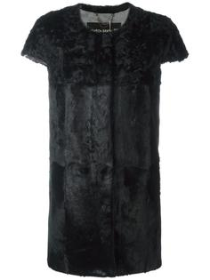 short sleeve coat Giorgio Brato