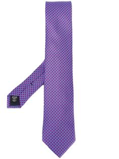 printed tie  Ermenegildo Zegna