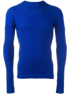 ribbed fitted jumper Jean Paul Gaultier Vintage