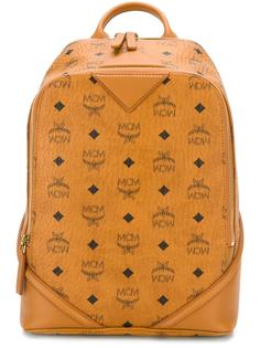 рюкзак с графическим принтом MCM