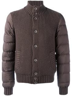 padded sleeves jacket Herno
