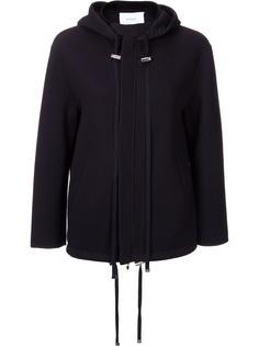 concealed zip fastening hoodie Astraet
