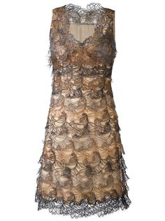 кружевное платье Ermanno Scervino