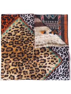 multi print scarf Pierre-Louis Mascia