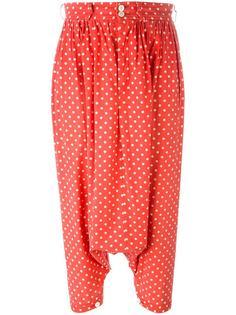 polka dot harem trousers Comme Des Garçons Vintage