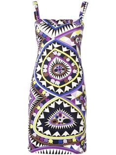 geometric patterened dress Emilio Pucci Vintage