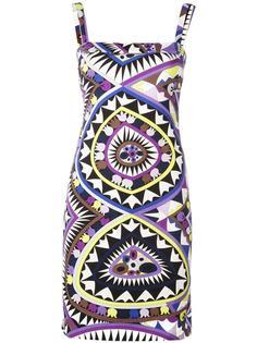 geometric patterened dress Emilio Pucci Vintage
