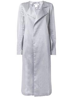 пальто с отделкой металлик Bianca Spender