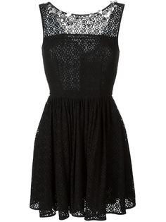 кружевное платье  Blugirl
