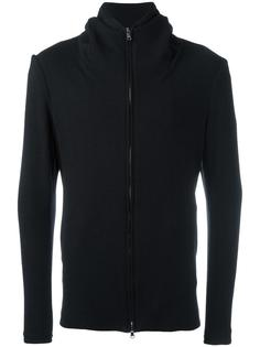 zipped hoodie Forme D'expression