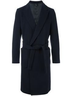 однобортное пальто  Christian Pellizzari