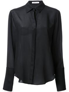 прозрачная рубашка  Bianca Spender