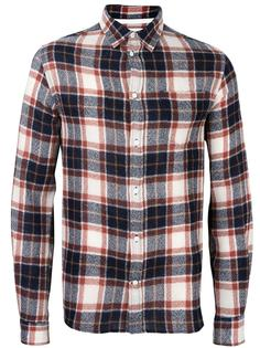checked shirt Norse Projects