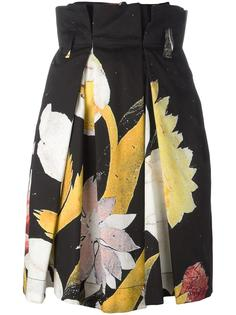 floral print skirt  Vivienne Westwood Anglomania