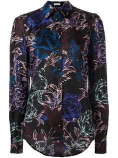 floral print shirt Emanuel Ungaro