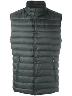 padded vest Hackett