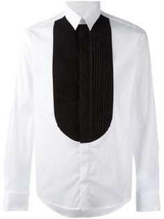 контрастная рубашка  Christian Pellizzari