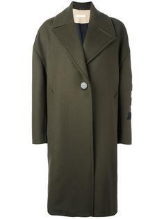 объемное пальто Ssheena