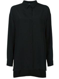 асимметричная блузка Alberta Ferretti