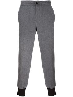 cuffed hem tapered trousers Ps By Paul Smith