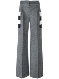 flared herringbone trousers Max Mara