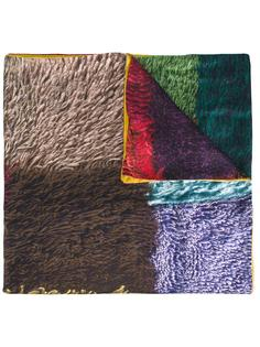 patchwork scarf Pierre-Louis Mascia