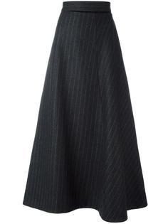 длинная юбка в полоску Each X Other