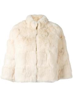 меховая куртка  Blugirl