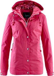 Куртка (серо-коричневый) Bonprix